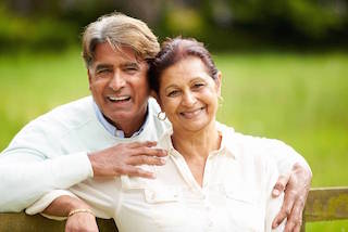 Older Couple | Bridges Loxahatchee FL