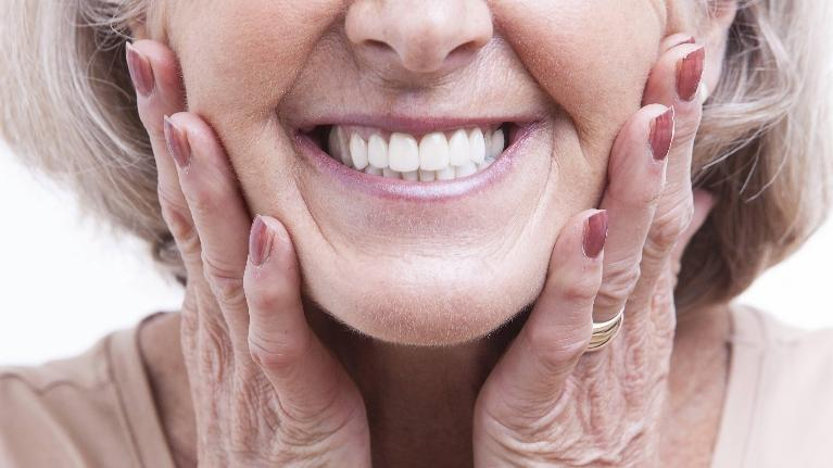 Woman Smiling | Groves Dental Care