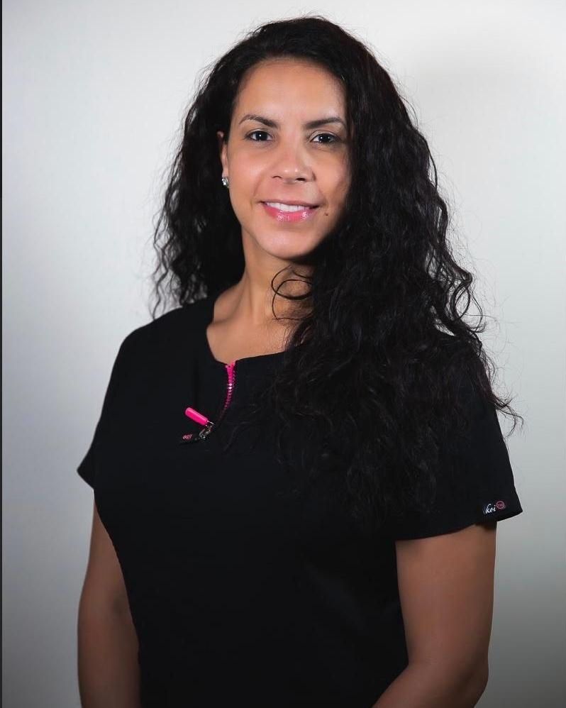 Headshot of Leslie, the registerred dental hygienist at our 33470 dentist office