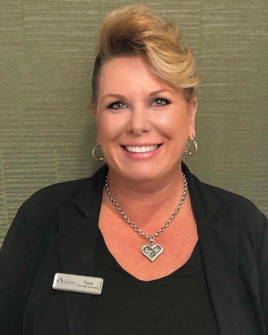 Headshot of Tara, the front office coordinator at our Loxahatchee dentist office